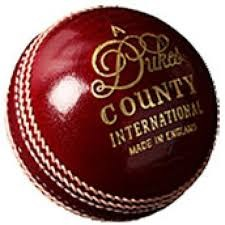 Dukes County International Cricket Ball