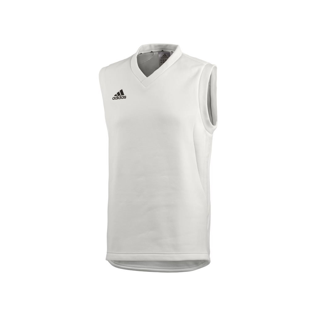 Adidas Junior Sleeveless Playing Sweater Front