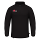 Samurai Junior Black 1/4 Zip Training Top