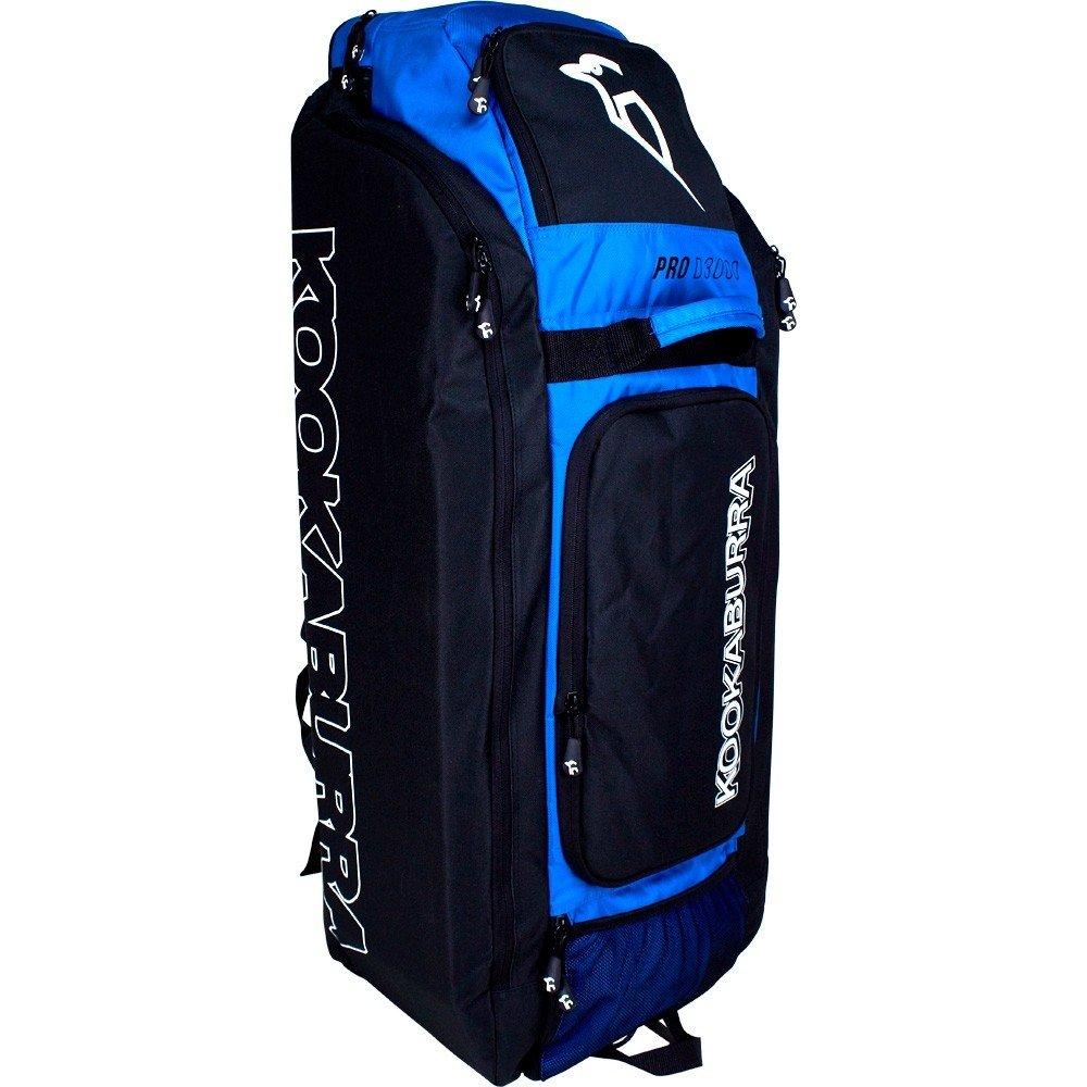 c1b889fc04 2019 Kookaburra Pro d3000 Duffle Cricket Bag - Blue