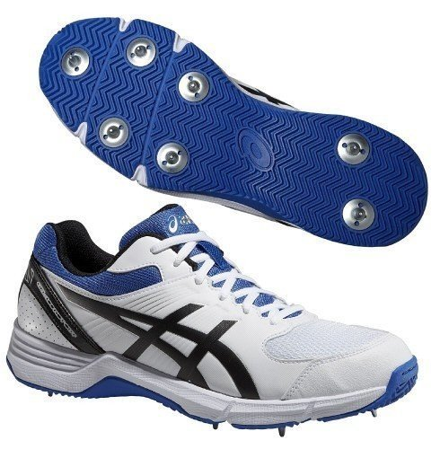2017 Asics Gel 100 Not Out Junior Cricket Shoes