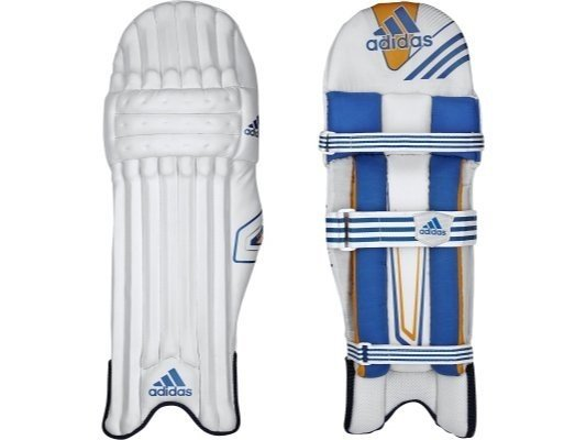 2017 Adidas Club Junior Batting Pads
