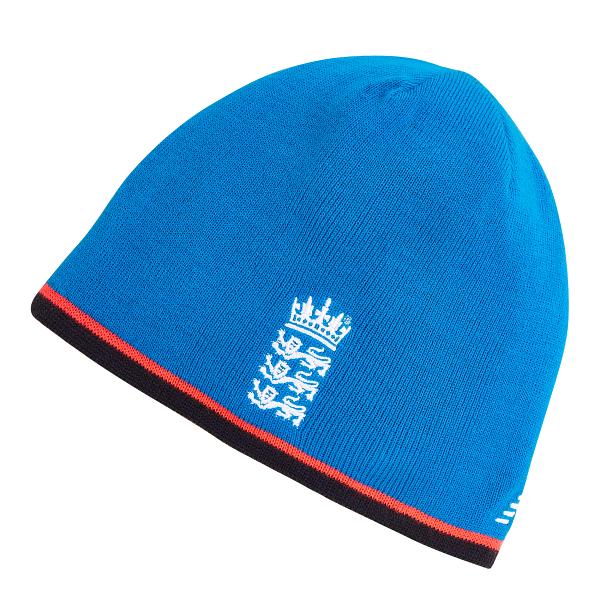 2021 New Balance England Cricket ECB R.W.T Beanie