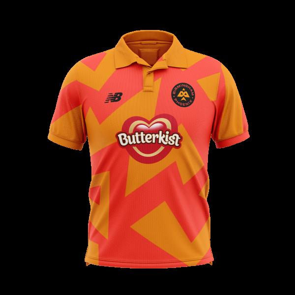 2020 New Balance Birmingham Phoenix Playing Shirt