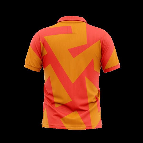 2020 New Balance Birmingham Phoenix Playing Shirt - Back