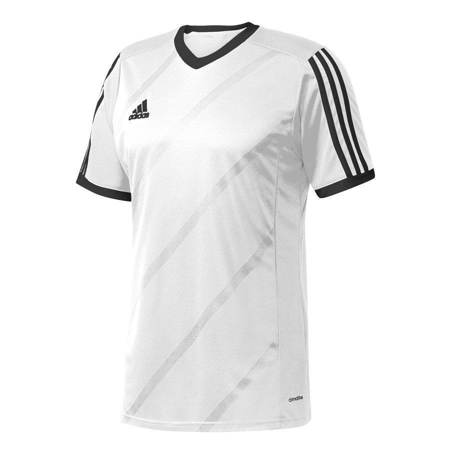 Adidas White Junior Training Jersey