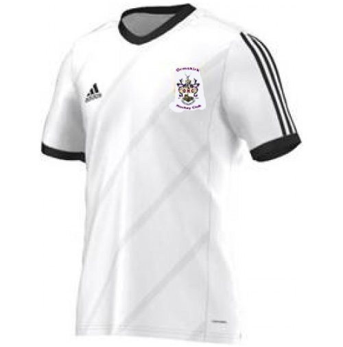 Ormskirk Hockey Club Adidas White Training Jersey