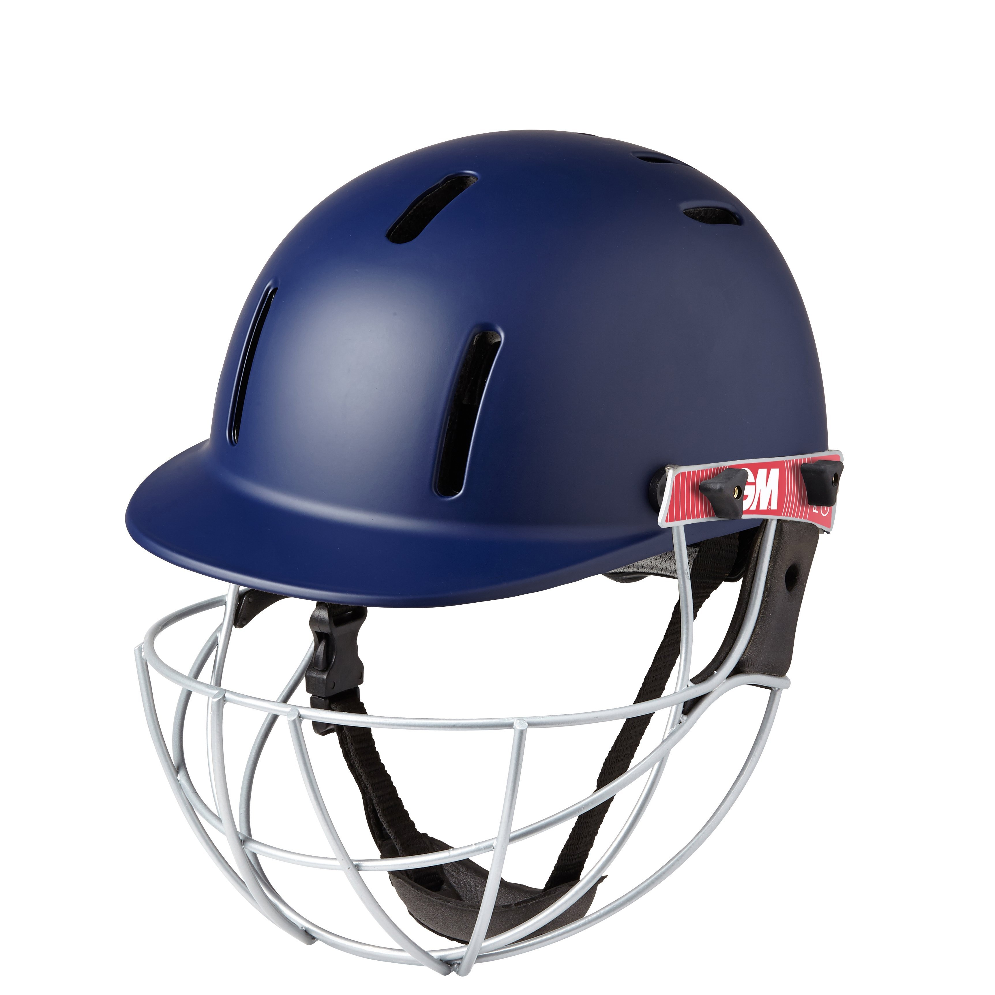 2017 Gunn and Moore Purist Geo Cricket Helmet