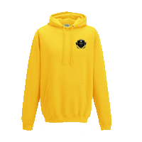 The Soccer Akidemy Yellow Hoodie