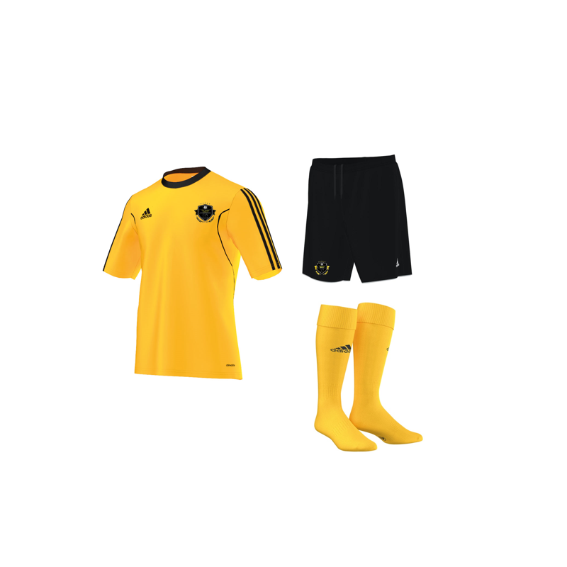 The Soccer Akidemy Adidas Starter Pack (Adult Sizes)