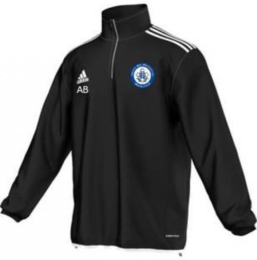 Trinity Mid-Whitgiftian Hockey Club Adidas Black Windbreaker
