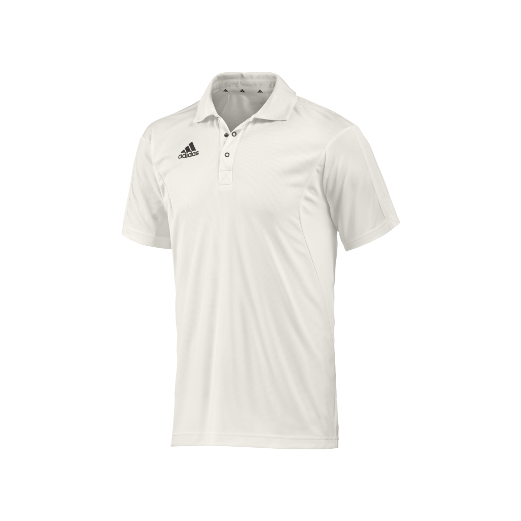 Adidas Junior Short Sleeve Playing Shirt Back