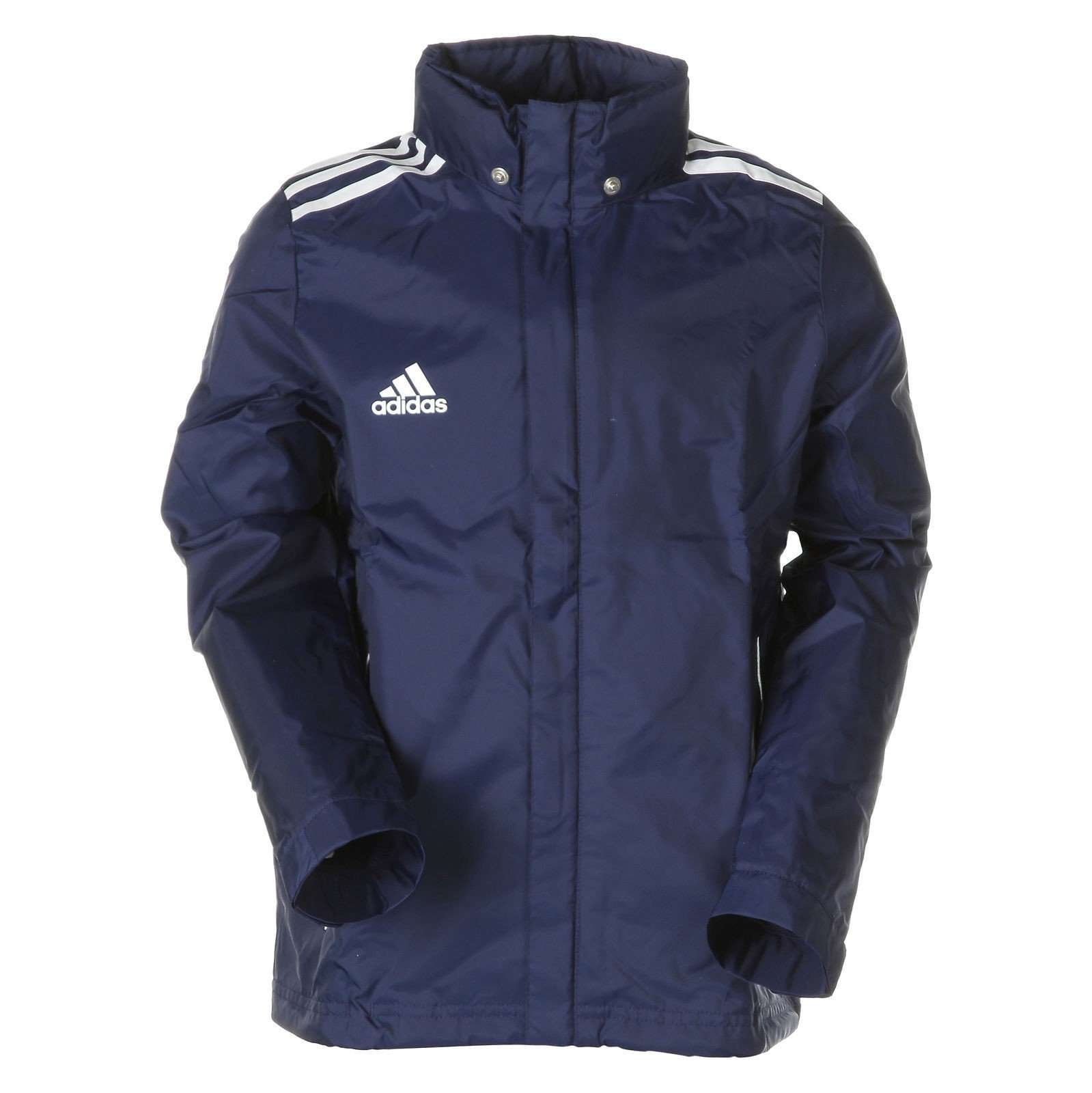 Adidas Junior Navy Rain Jacket