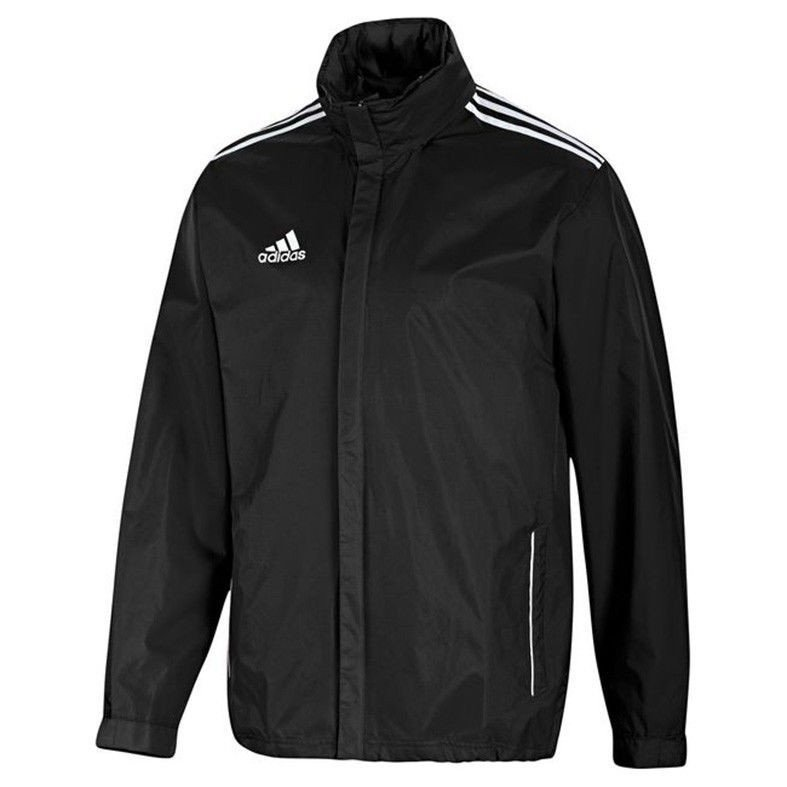 Ashwell CC Adidas Alt Black Rain Jacket