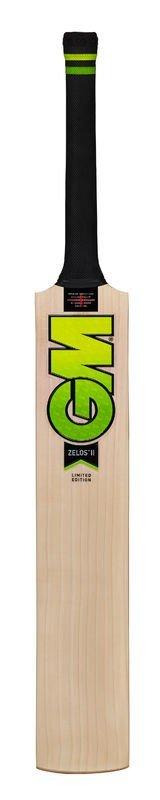 2021 Gunn and Moore Zelos II DXM Limited Edition Cricket Bat