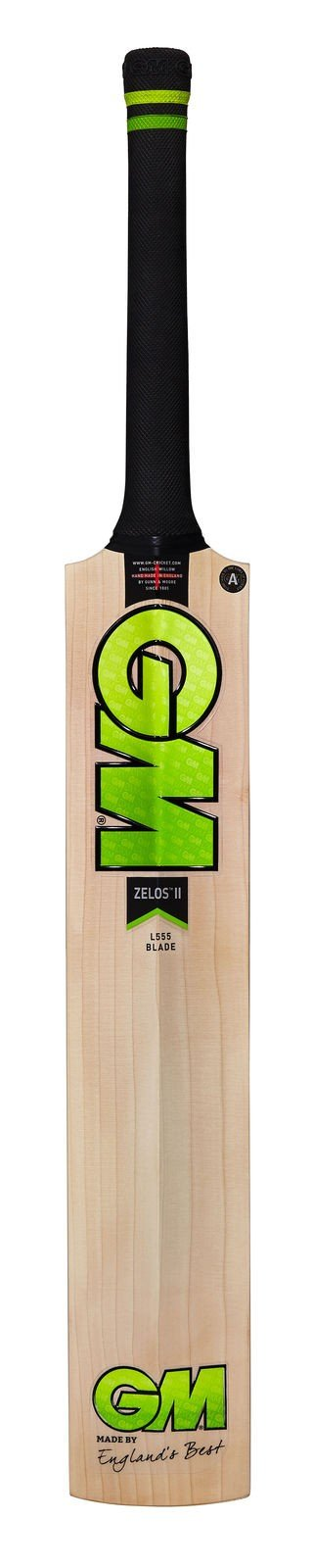Gunn and Moore Zelos II Cricket Bat