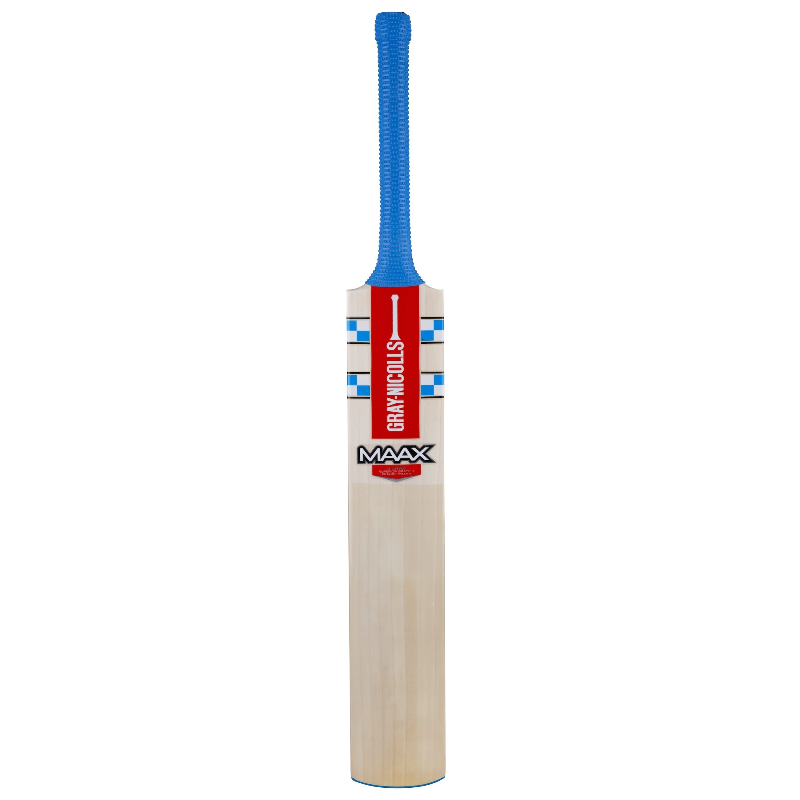 2021 Gray Nicolls Maax Blue 5 Star Cricket Bat