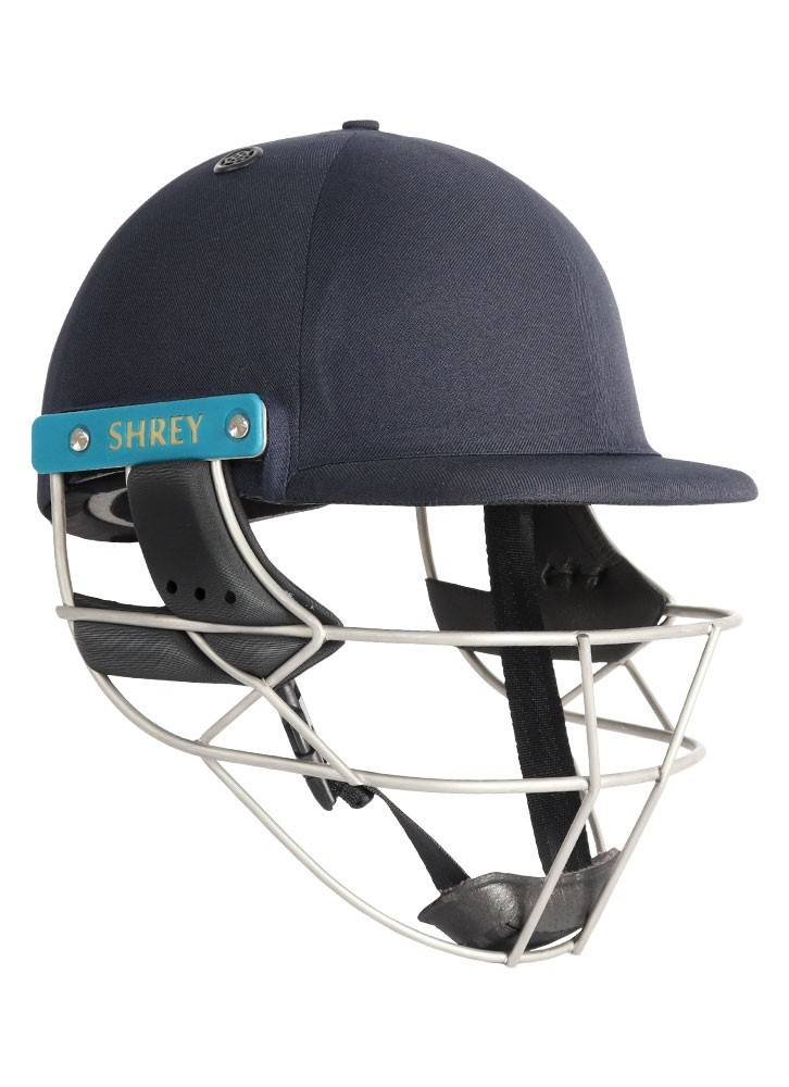 2021 Shrey Master Class Air 2.0 Stainless Steel Cricket Helmet
