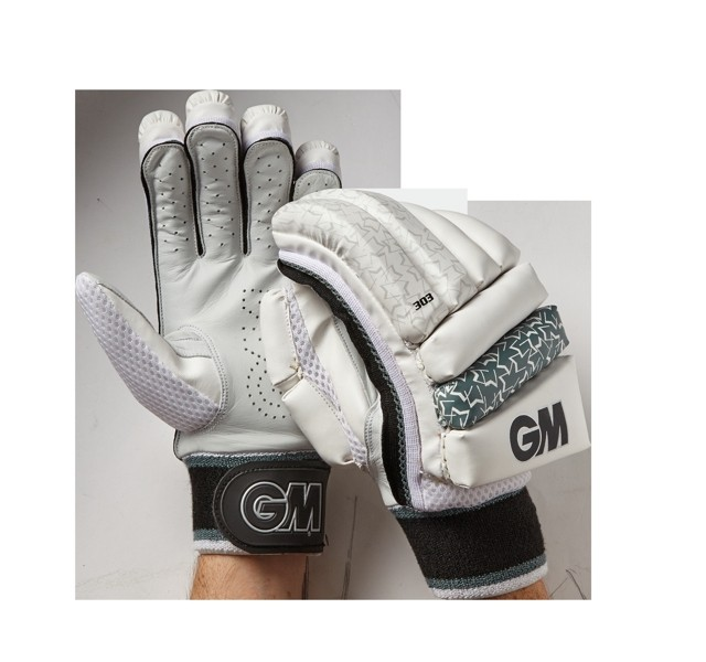 2019 Gunn and Moore 303 Batting Gloves *