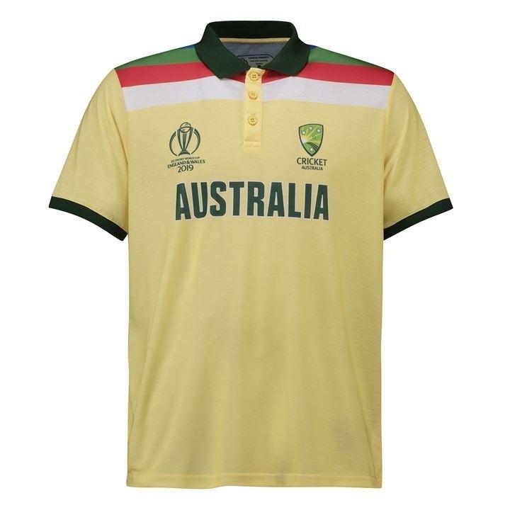 Australia Cricket World Cup Retro Shirt