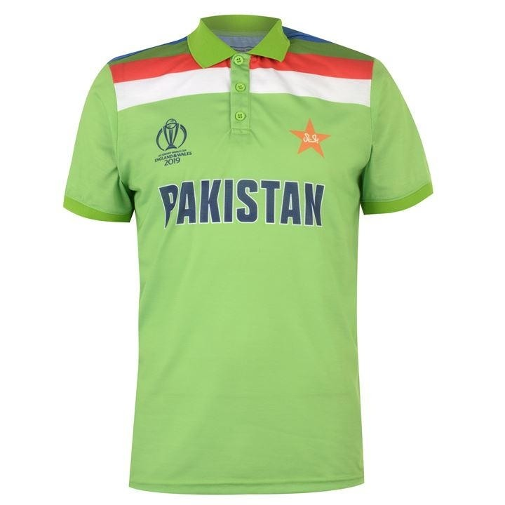 Pakistan Cricket World Cup Retro Shirt