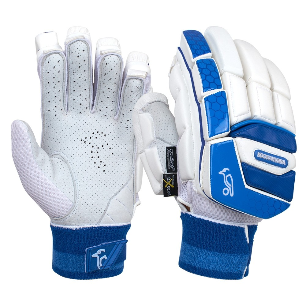 2021 Kookaburra Pace Pro Slim-Fit Batting Gloves