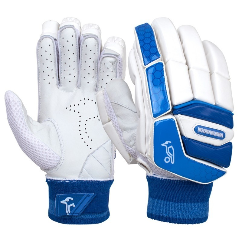 2021 Kookaburra Pace 2.4 Slim-Fit Batting Gloves