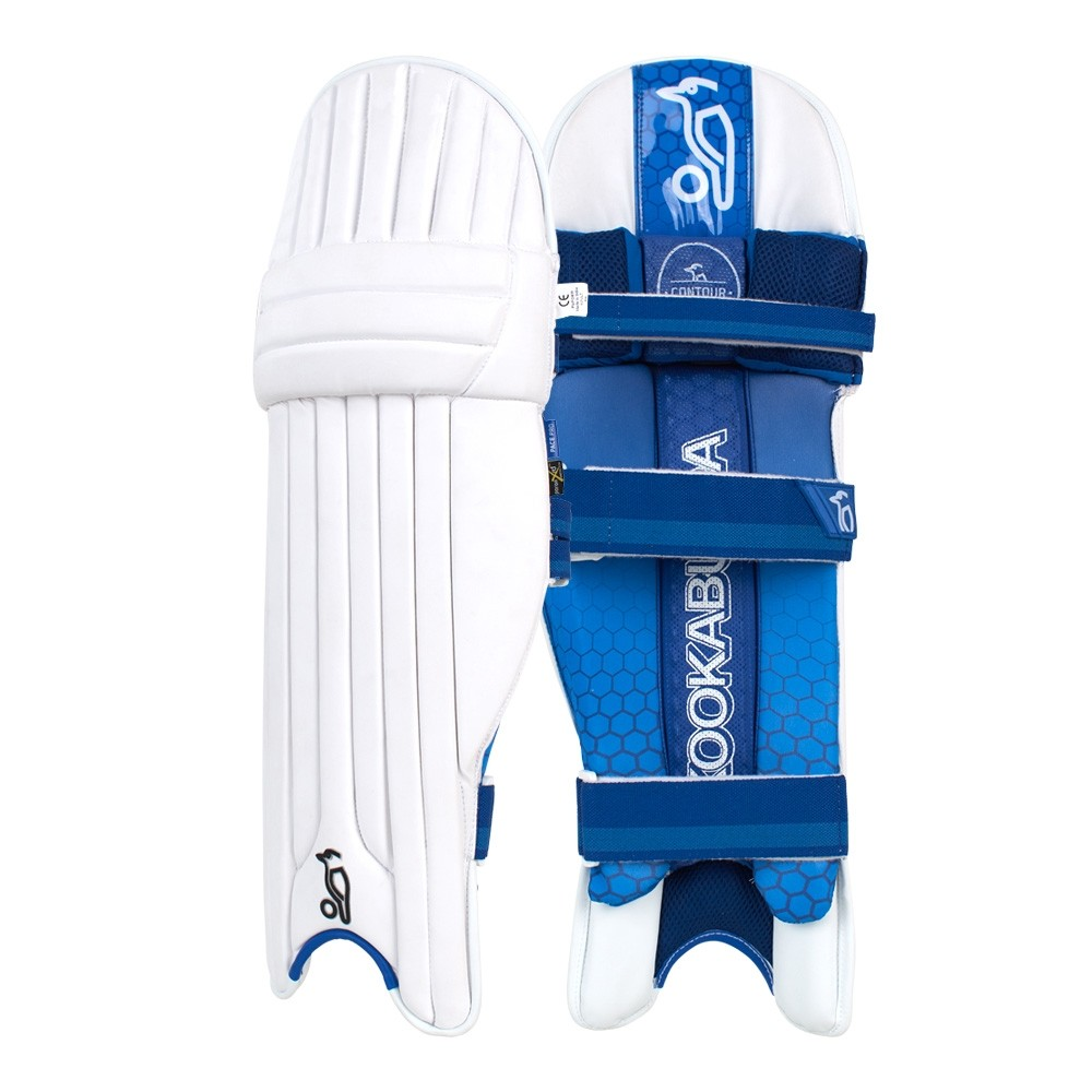 2020 Kookaburra Pace Pro Slim-fit Batting Pads