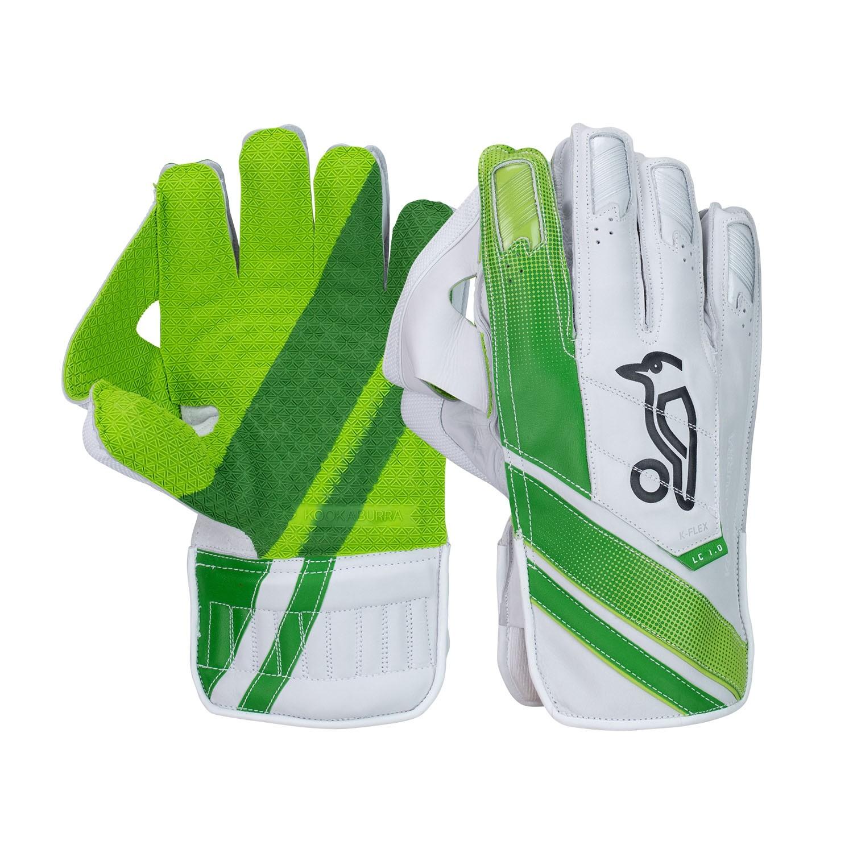 2021 Kookaburra LC 1.0 Wicket Keeping Gloves