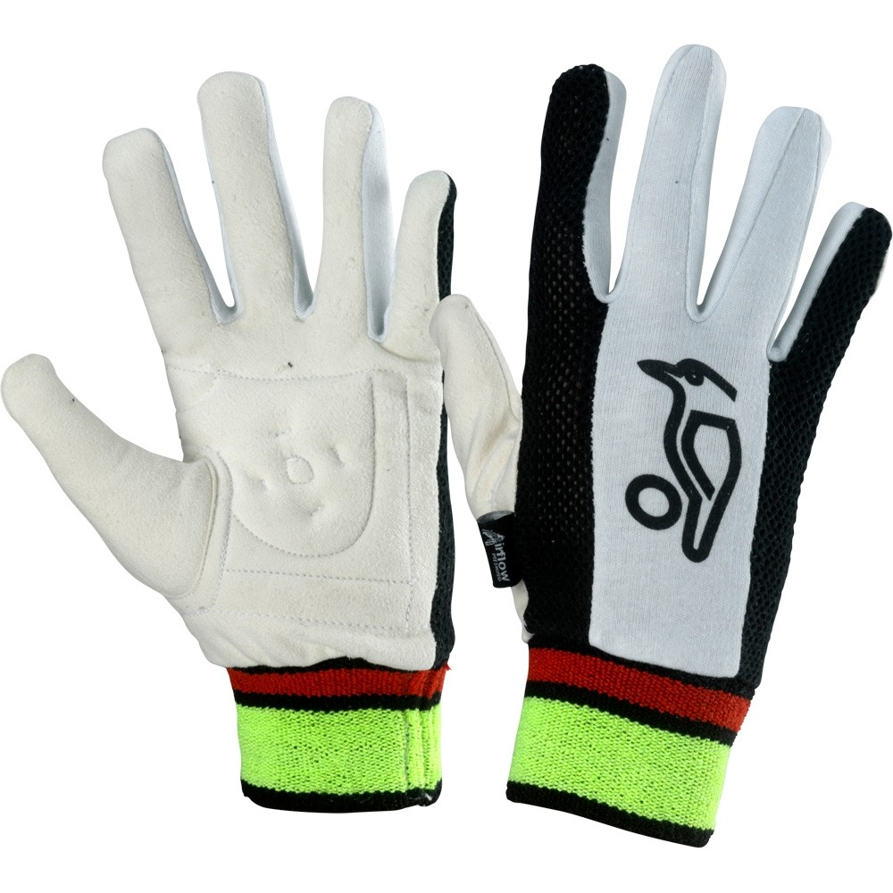2019 Kookaburra Padded Chamois Palm Wicket Keeping Inners