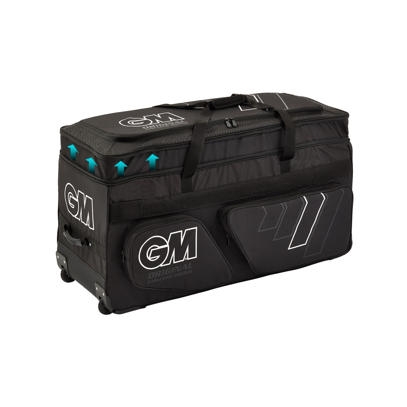 2020 Gunn and Moore Original Easi-Load Wheelie Cricket Bag