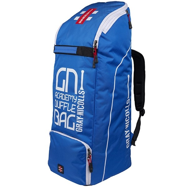 2021 Gray Nicolls Academy Duffle Cricket Bag - Royal Blue