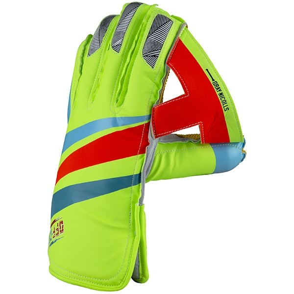 2021 Gray Nicolls Off Cut Wicket Keeping Gloves