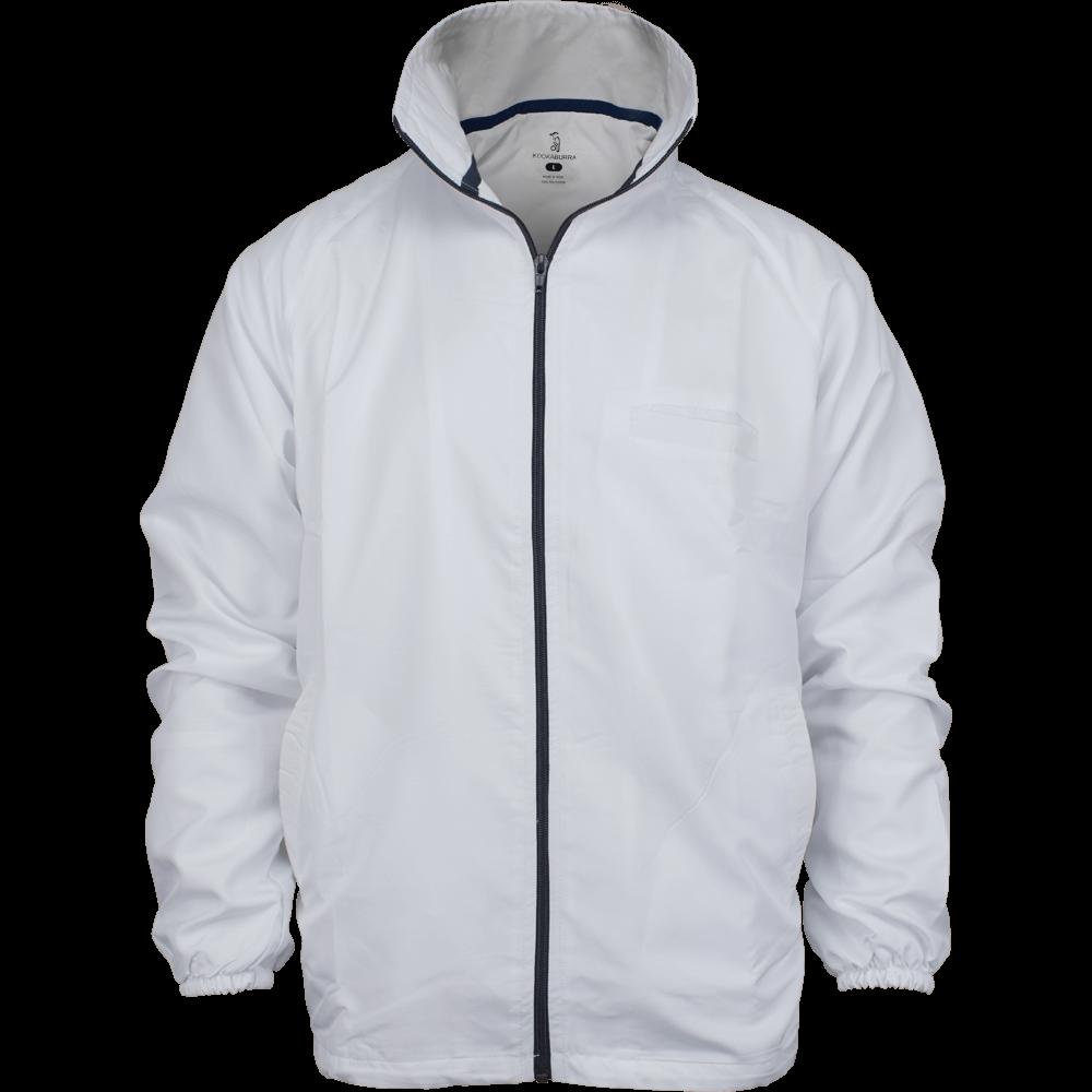 Kookaburra White Umpire Jacket