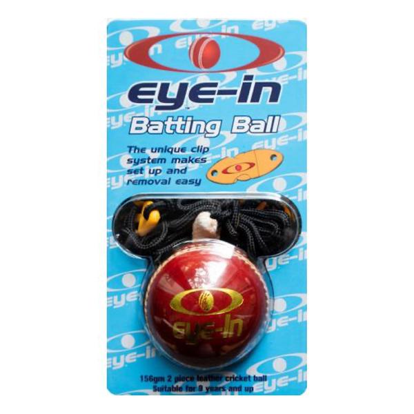 Eye-In Batting Ball