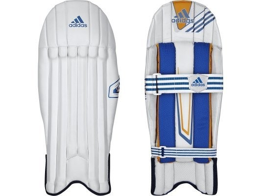 2017 Adidas CX11 Junior Wicket Keeping Pads