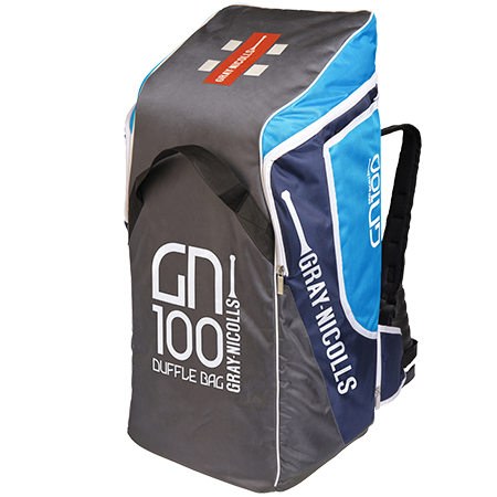 2019 Gray Nicolls GN 100 Duffle Cricket Bag - Blue
