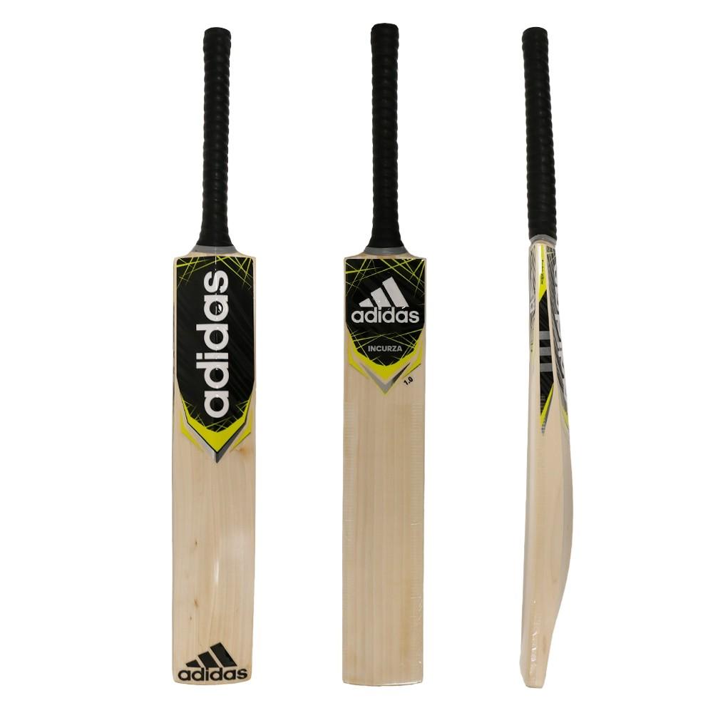 2021 Adidas Incurza 2.0 Cricket Bat (Yellow)