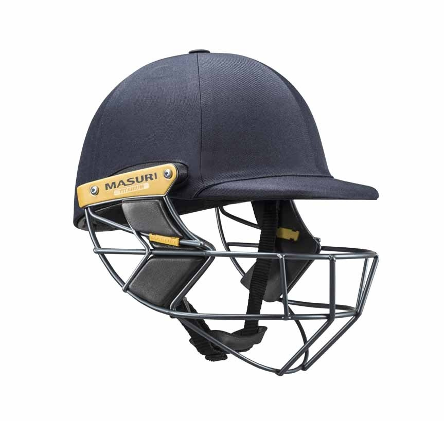 2021 Masuri T-Line Titanium Cricket Helmet
