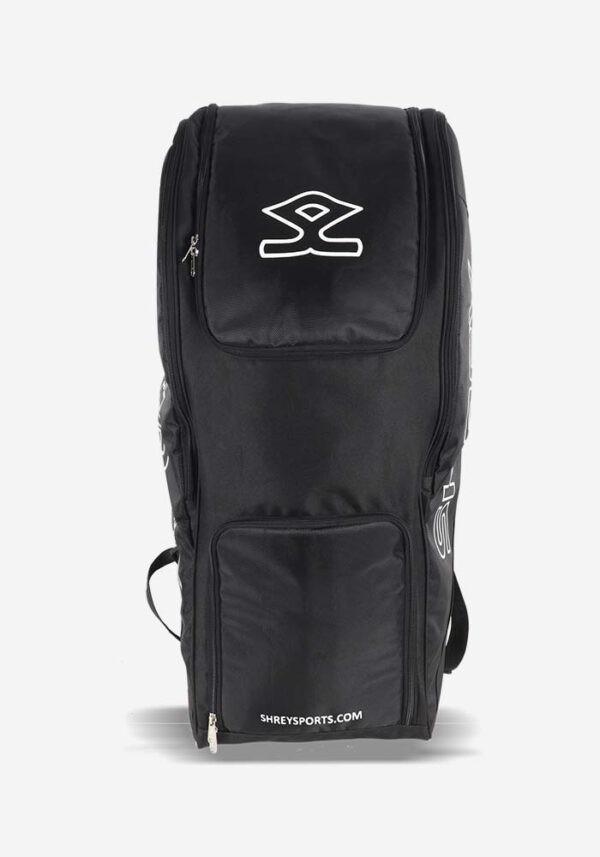 Shrey Performance Duffle Cricket Bag - Black