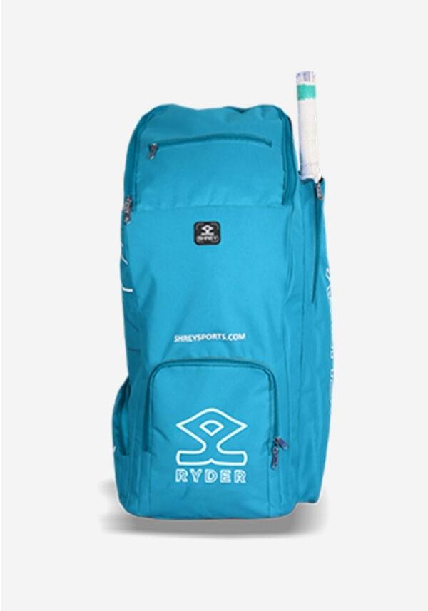 Shrey Ryder Duffle Cricket Bag - Blue