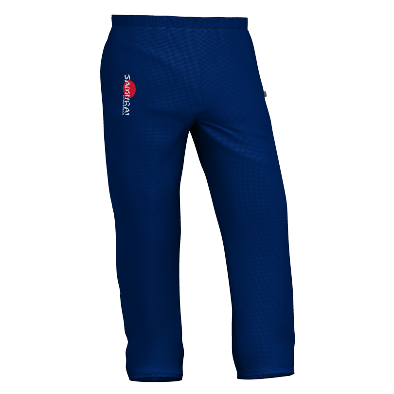 Samurai Navy Track Pants