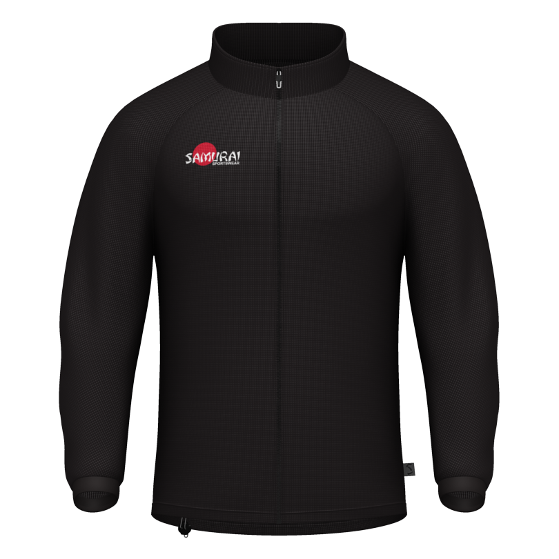 Samurai Black Track Top