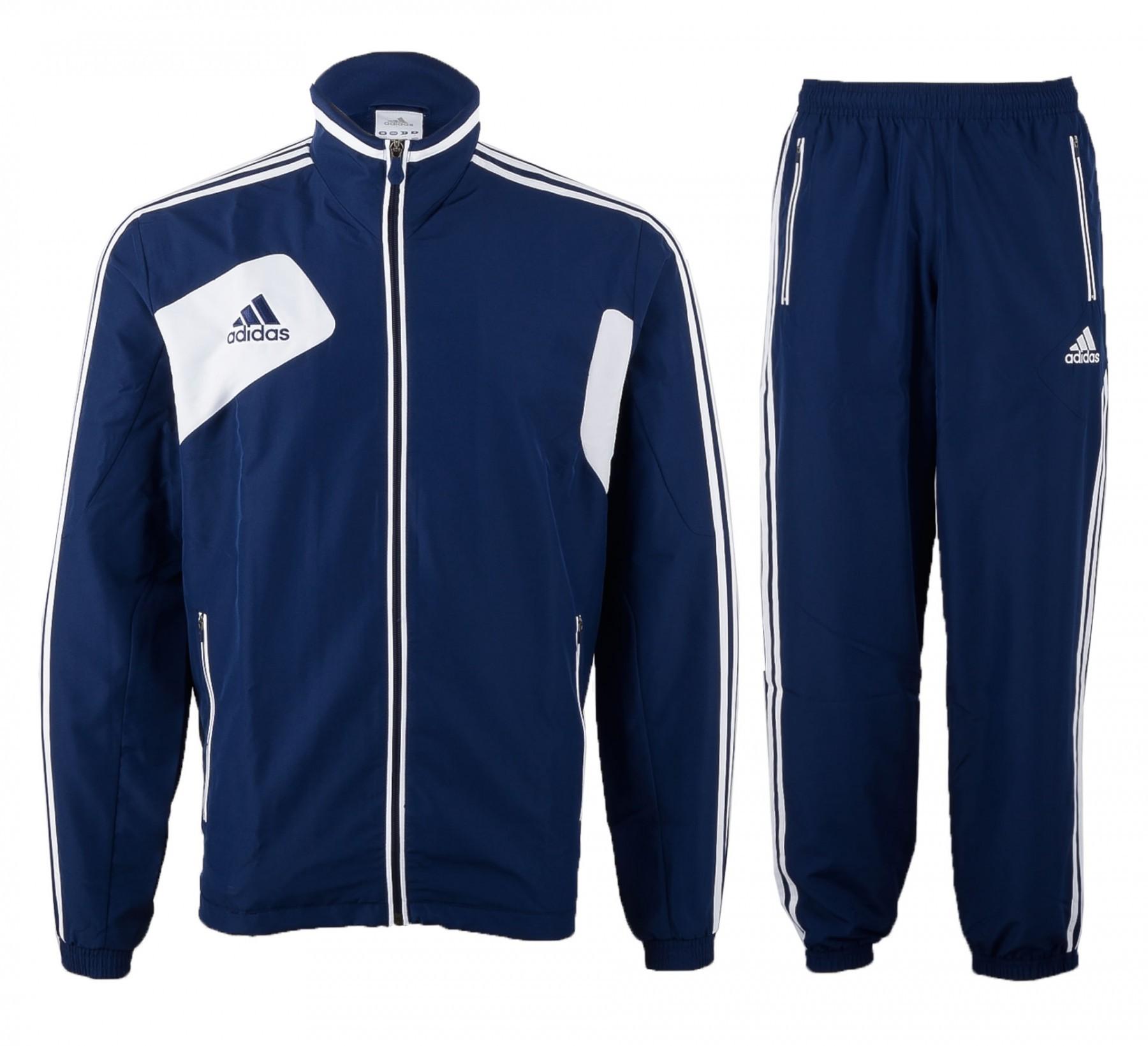 Adidas Condivo 12 Blue/White Tracksuit
