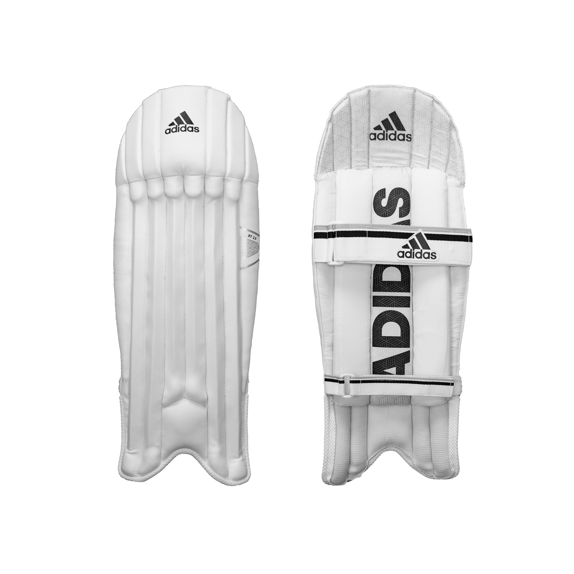 2019 Adidas XT 2.0 Junior Wicket Keeping Pads *