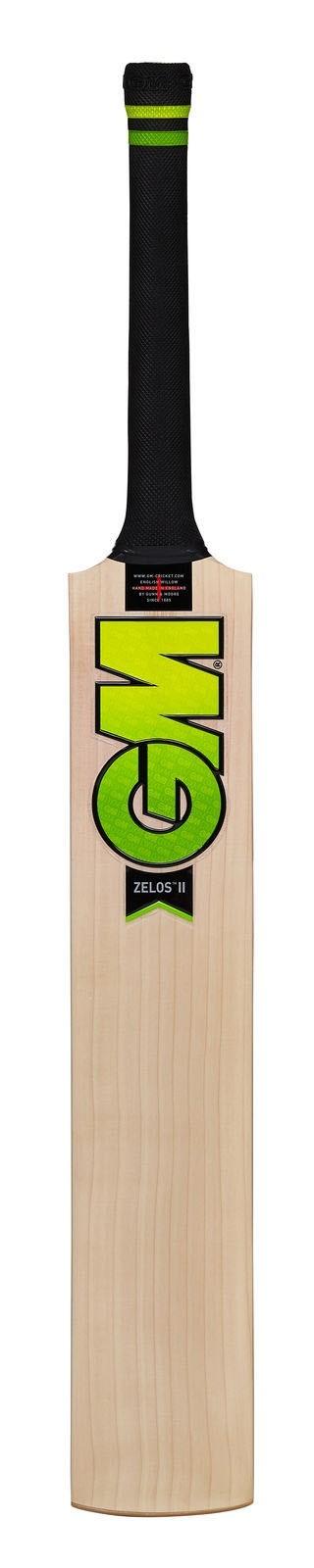 2021 Gunn and Moore Zelos II DXM 606 Junior Cricket Bat
