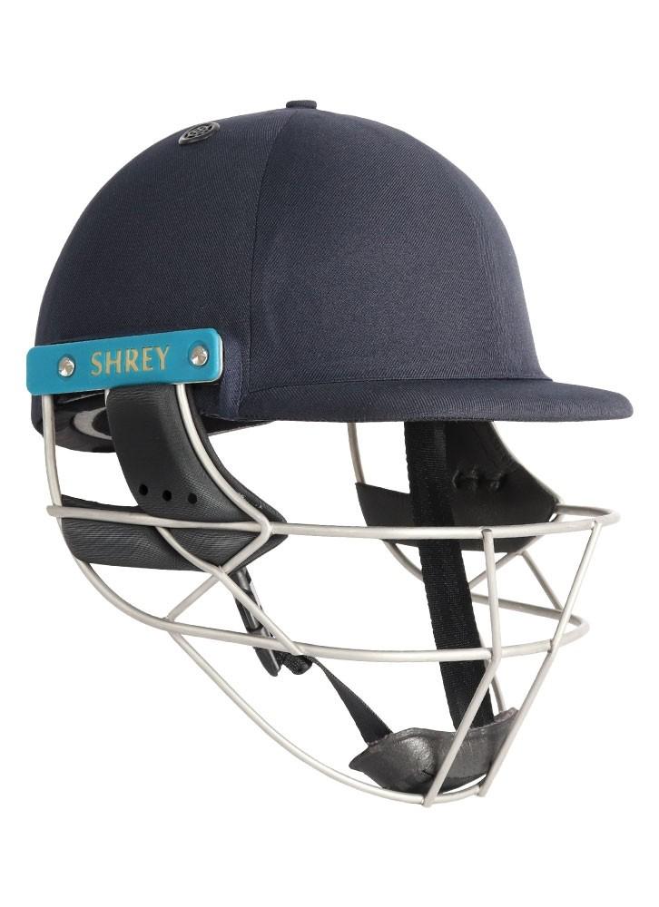 2021 Shrey Master Class Air 2.0 Stainless Steel Cricket Helmet