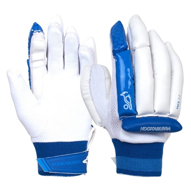 2021 Kookaburra Pace 5.2 Slim-Fit Batting Gloves