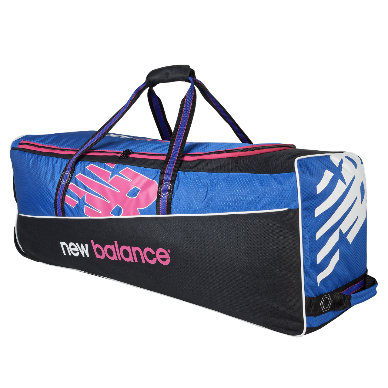2021 New Balance Burn 670 Wheelie Cricket Bag