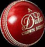 Dukes Crown School 'A' Cricket Ball